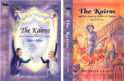 The Kairos and the Amazing Mystery of Zionica by Michelle Cashin